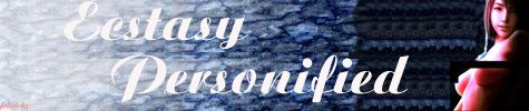 Esctasy Personified logo
