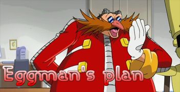 Eggman's Plan logo