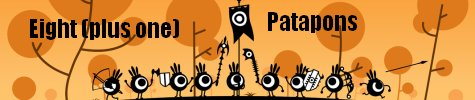 Eight Patapons logo