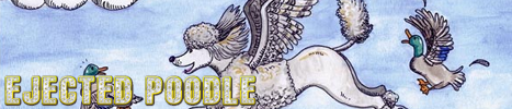 Ejected Poodle logo