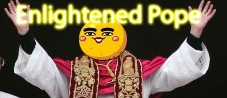 Enlightened Pope