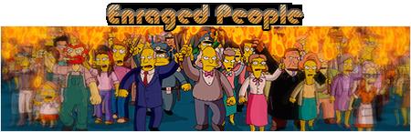 Enraged People logo