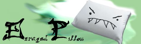 Enraged Pillow logo