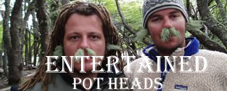 Entertained Potheads logo