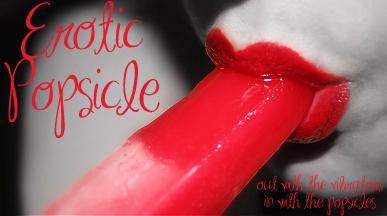 Erotic Popsicle