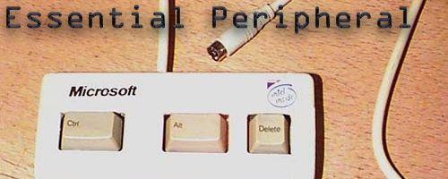 Essential Peripheral logo