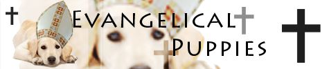 Evangelical Puppies logo
