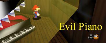 Evil Piano logo