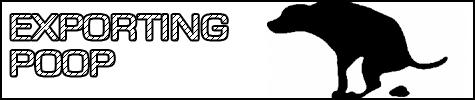 Exporting Poop logo