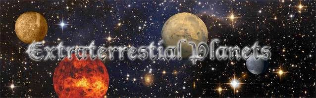 Extraterrestial Planets logo
