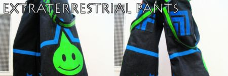 Extraterrestrial Pants logo