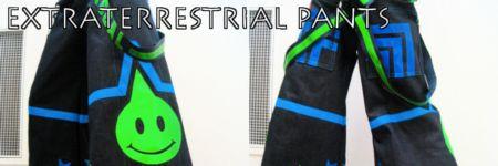 Extraterrestrial Pants logo