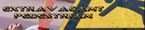 Extravagant Padestrian logo